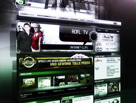 GIGA – Homepage