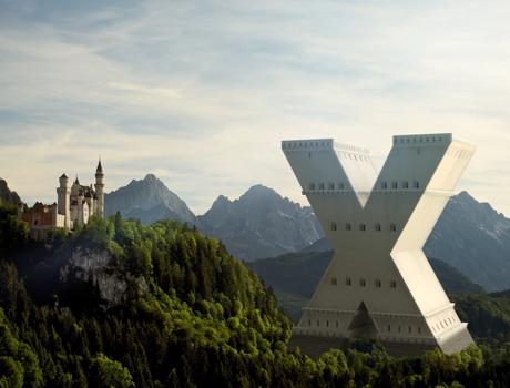 X FACTOR – Neuschwanstein